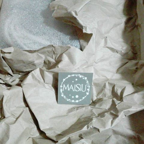 pacco in partenza